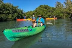 Motorized Kayak Tour