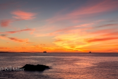 Ships on the Horizon, Acadia National Park, ME