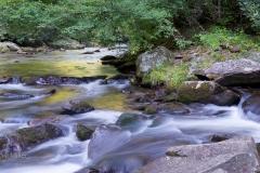 Deep Creek - Indian Creek Confluence