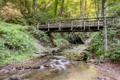 Bridge over Indian Creek